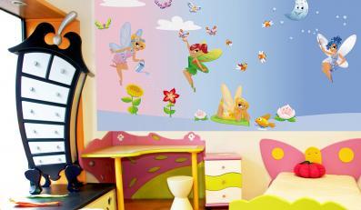 Zmień pokój dziecka w krainę marzeń