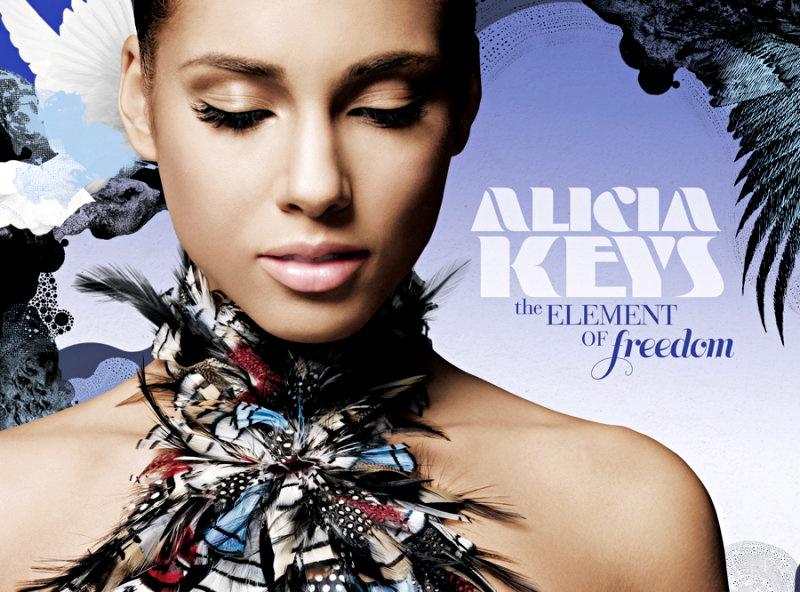 Okładki nowej płyty Alicii Keys \