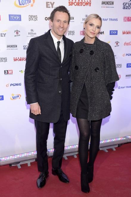 Emilia i Mariusz Czerkawscy