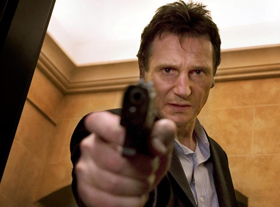 Teraz Liam Neeson zostanie uprowadzony