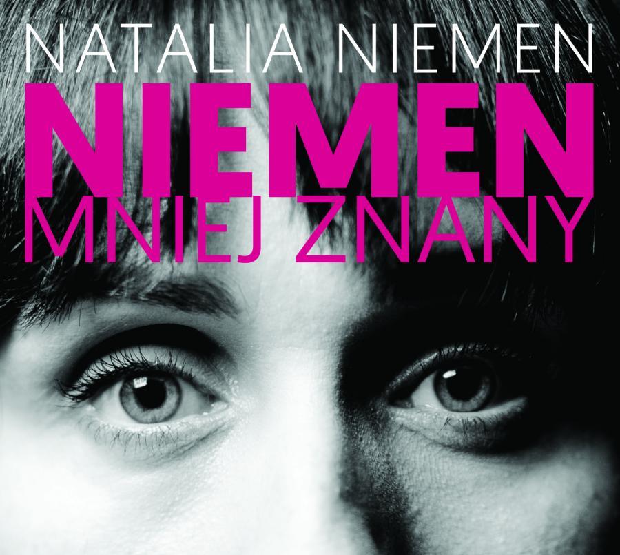 Okładka płyty Natalii Niemen