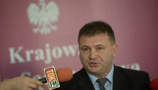Rzecznik prasowy Krajowej Rady Sądownictwa, sędzia Waldemar Żurek
