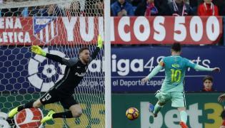 Lionel Messi i Jan Oblak