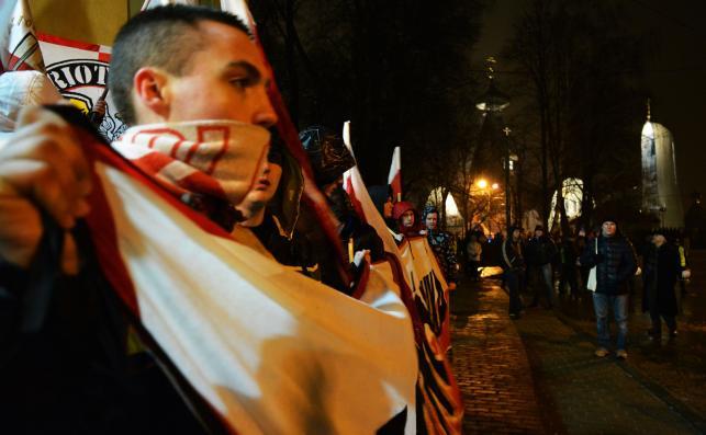 II Marsz Żołnierzy Wyklętych w Hajnówce