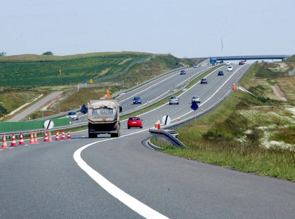 Rząd zabiera pieniądze na autostradę A1