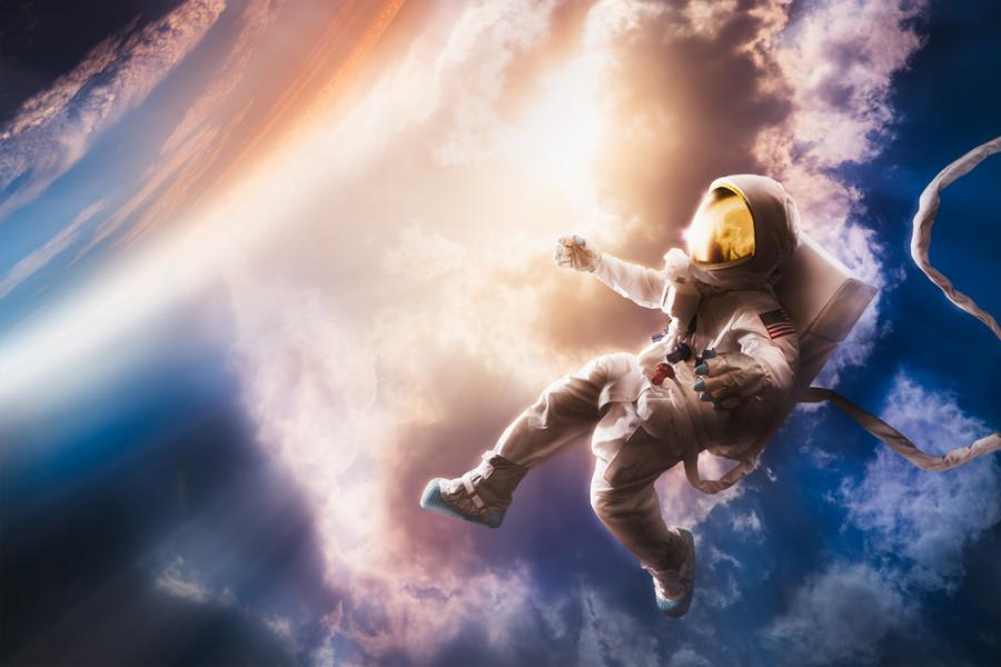 Człowiek w kosmosie