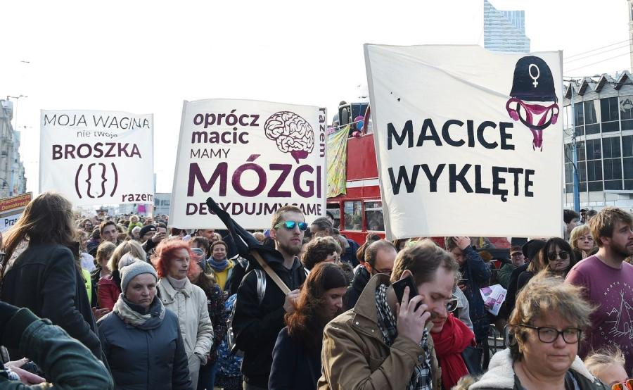 Warszawska manifa