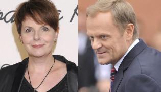 Karolina Korwin Piotrowska, Donald Tusk