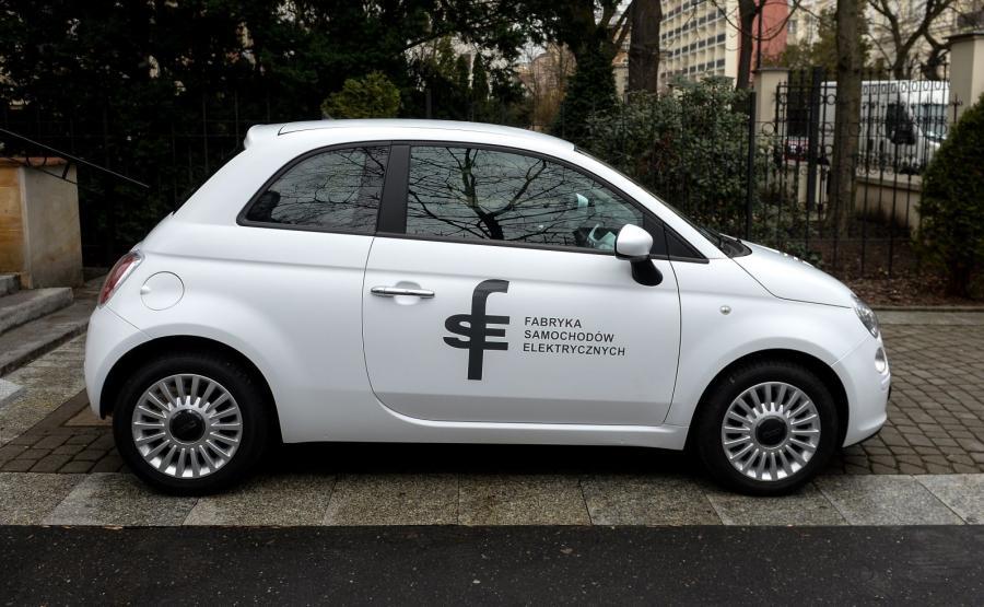 FSE 01 samochód elektryczny z Bielska-Białej